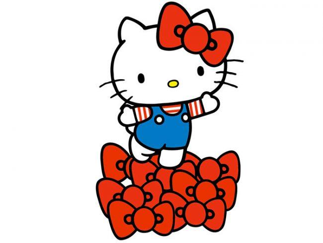 Fashion Comics. Nascono a Pitti Bimbo le prime capsule collection ispirate a Hello Kitty per celebrare i suoi 45 anni.