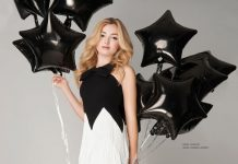 Peyton List for INLOVE magazine winter issue by Ryan Jerome fashionpress.it