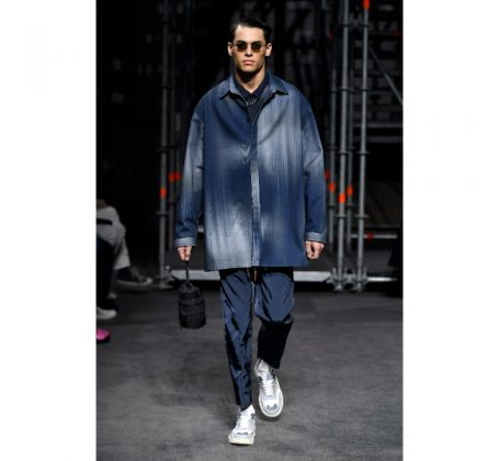 Qasimi Autumn Winter 2019 Menswear show report FASHIONPRESS.IT