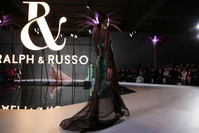 Ralph & RussoHaute Couture Spring 2019 fashionpress.it