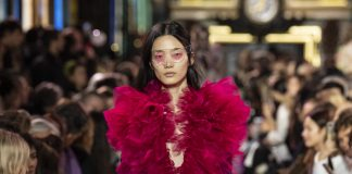 "Schiaparelli CoutureSpring/Summer 2019 Paris -""Dream of Star's flowers"""