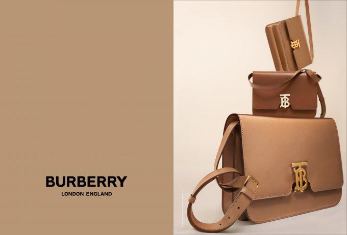 Burberry svela la campagna di debutto di Riccardo Tisci per il brand Inglese
