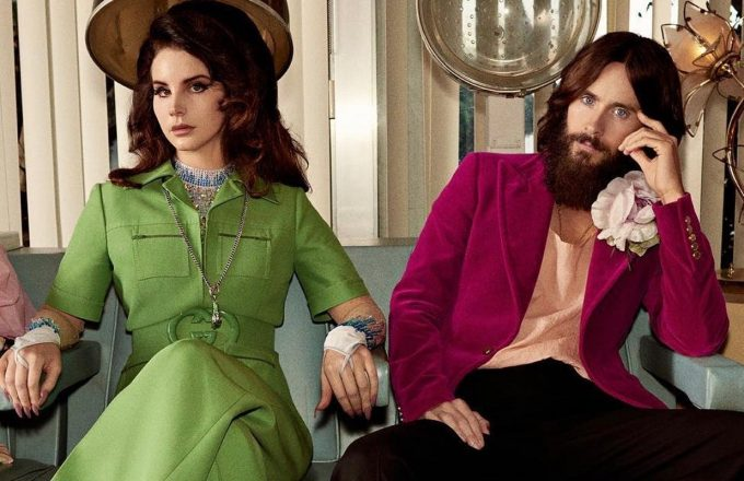 Unveiling the Gucci Guilty campaign starring Jared Leto and Lana Del Rey.