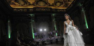 Bridal Weekend in Rome. A Palazzo Brancaccio l'eleganza della Moda Sposa di Maria Laurenza.