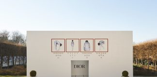 Christian Dior AW19 Show Scenography – Tomaso Binga fashionpress.it