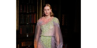 L'eclettismo di Peter Pilotto alla London Fashion Week