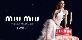 Miu Miu La nuova fragranza Miu Miu Twist