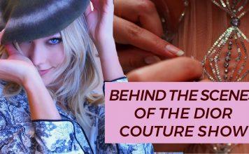 Dior & Youtube present Karlie Kloss