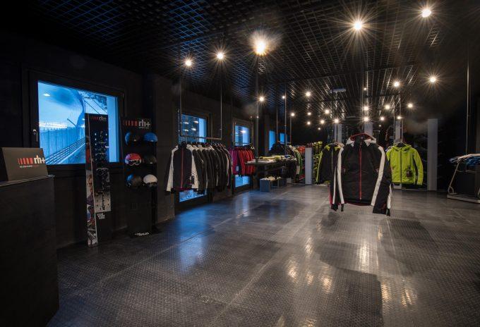 rh+ apre a Santa Caterina il suo primo Flagship Store
