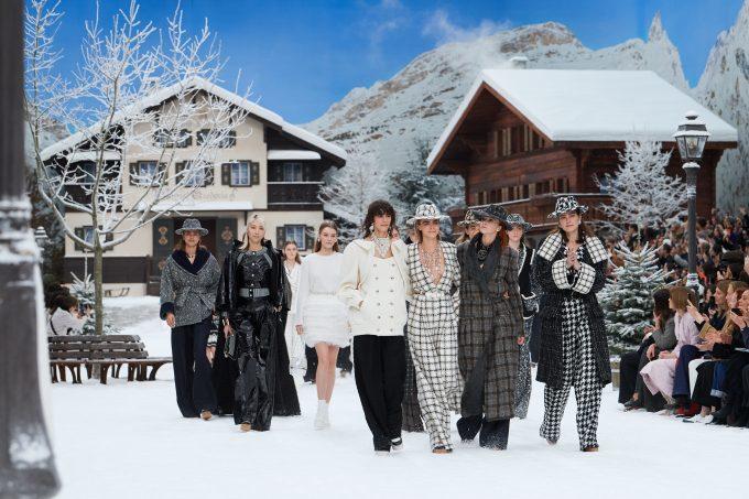 PFW: Chanel Fall Winter 2019-2020