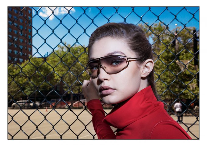 Gigi Hadid x Vogue Eyewear Special Collection 2019