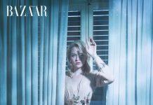 Ana Abril for Harper's Bazaar Vietnam with Linda Margaret