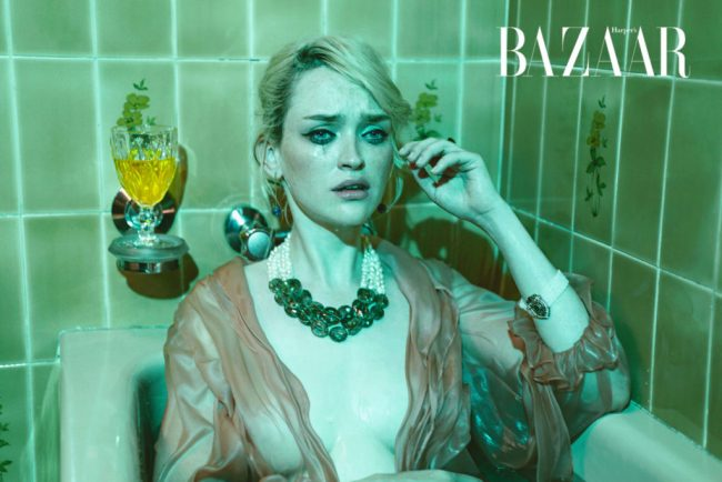 Ana Abril for Harper's Bazaar Vietnam with Linda Margaret