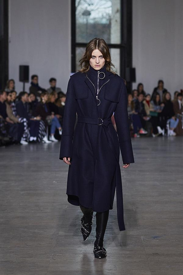 Cédric Charlier Fall 2019 Fashion Show