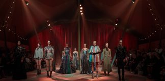 Dior's Haute Couture Circus Show is Traveling to Dubai