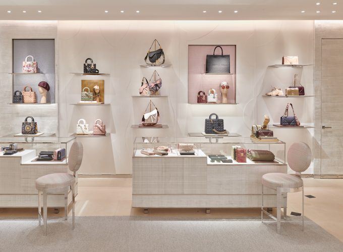Dior presents its new Boutique in Monaco