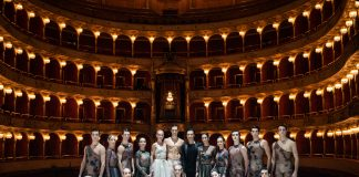 Dior presenta: Nuit Blanche al Teatro dell'Opera di Roma