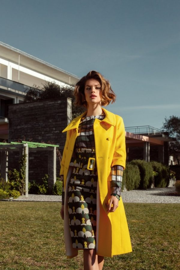 Daniela Rettore for ELLE Serbia with Claudia Anticevic fashionpress.it