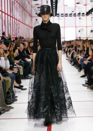 Dior's Tribute to Teddy Girls
