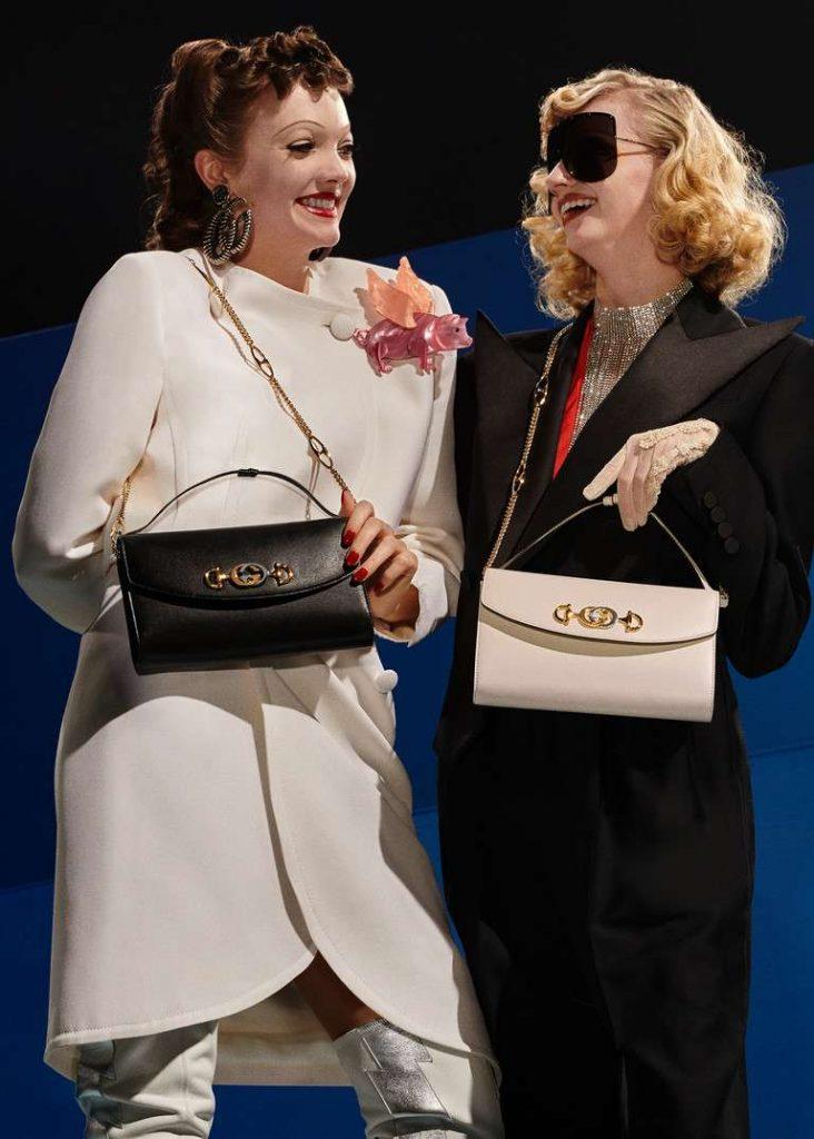 Gucci Zumi, la nuova bag della Maison