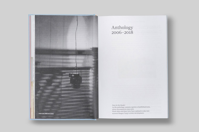 Book Launch | FONDAZIONE FURLA: Haegue Yang. Anthology 2006–2018