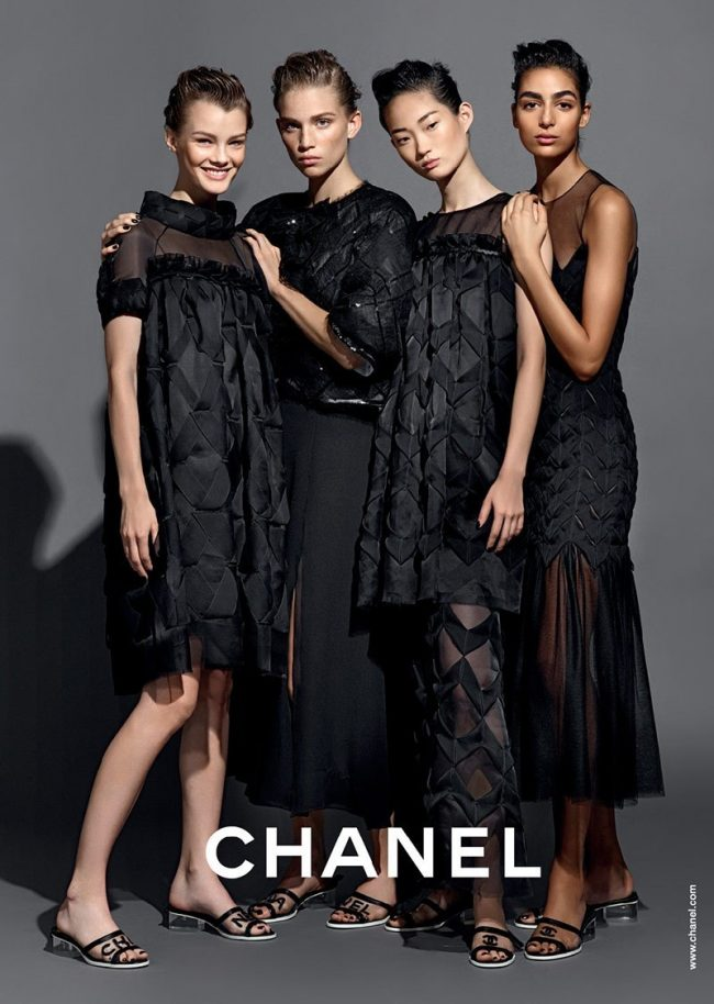 Chanel Spring 2019 Campaign