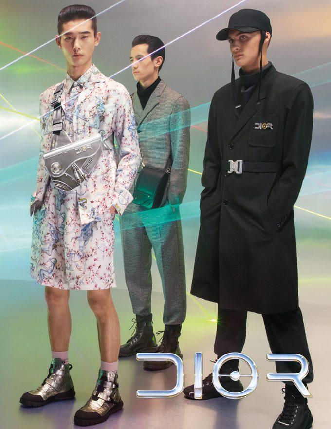 Dior Men Pre-Fall 2019 Campaign