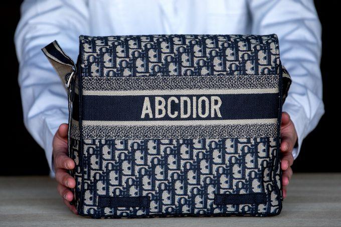 DiorCamp Bag ABCDior - Savoir-Faire