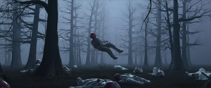 Kokosmos, the latest video work by Russian director Anna Radchenko.