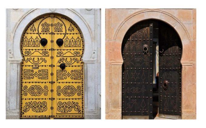 Le porte della Tunisia.Simboli e tradizioni che raccontano la storia di un paese