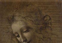 """La fortuna de """"La Scapiliata"""" di Leonardo da Vinci"""