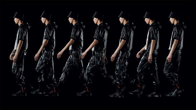 Prada Linea Rossa l'evoluzione del movimento
