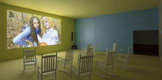 "Fondazione Prada: ""Whether Line"" di Lizzie Fitch e Ryan Trecartin"