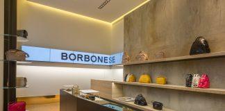 Borbonese incontra la tecnologia di Dominodisplay firmata Samsung