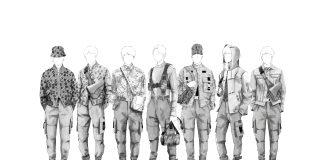 Kim Jones meets BTS in a fresh new look for LOVE YOURSELF: SPEAK YOURSELF tour