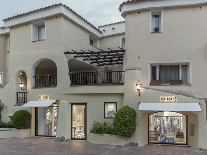 The DiorRiviera Casule in Porto Cervo