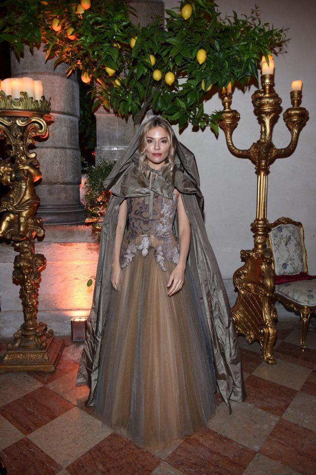 The Dior Tiepolo Ball sees Karlie Kloss, Sienna Miller, Monica Bellucci and Amira Casar attend the Venice Biennale's most glamorous party