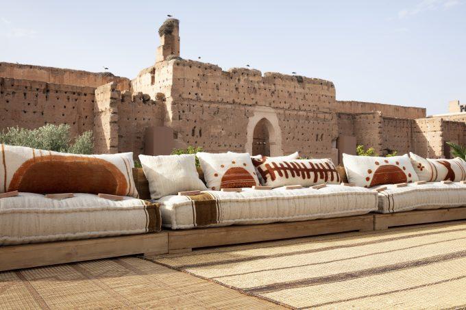Dior Cruise 2020: lo stile sfavillante delpalazzo El Badi a Marrakesh