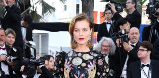 Eva Herzigova at Rocketman Screening at 2019 Cannes Film Festival