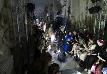 GucciLa collezione Cruise di Alessandro Michele nei Musei Capitolini a Roma.