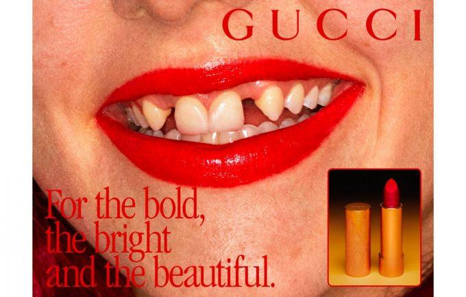 #GucciBeautyNetwork, prima campagnaBeauty firmataAlessandro Michele