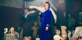 Harry Styles per Gucci Tailoring