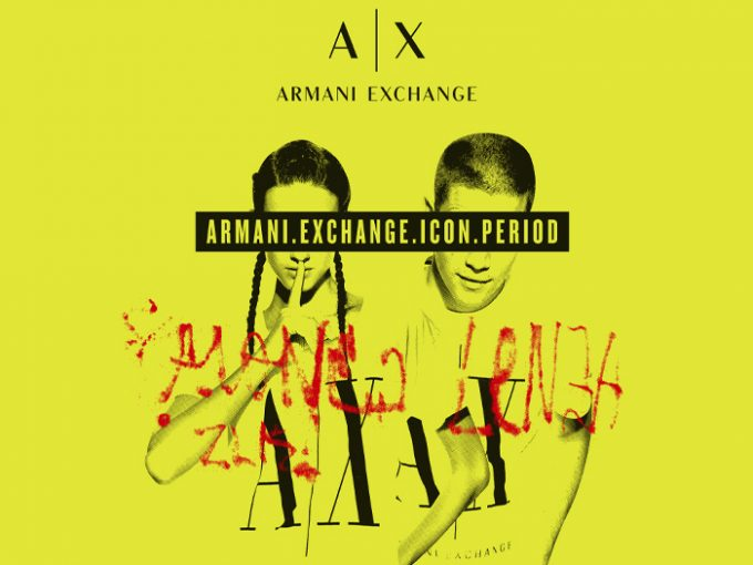 A | X Armani Exchangedebutta a Pitti Uomo