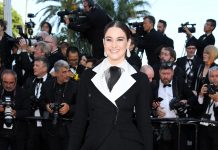 Shailene Woodley In Christian Dior Haute Couture