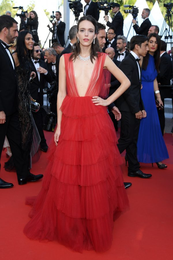 Cannes 2019: Stacy Martin is dressed by Dior