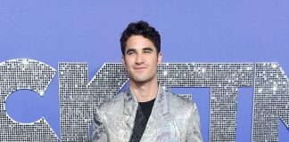 "Stars in Dior: Darren Criss to the Premiere of ""Rocketman"" (New York)"