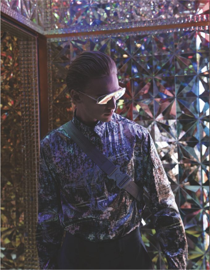 Dior and A Magazine Curated By present Issue N°19 curated by Kim Jones