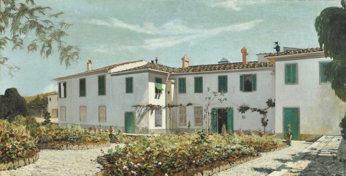 A Palazzo Antinori la Firenze dei Signorini