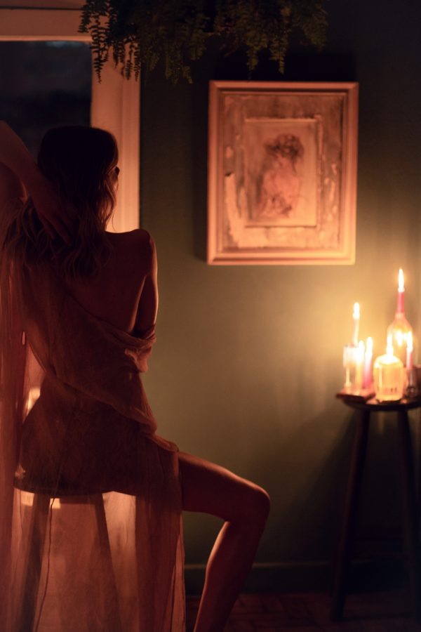 Candela - the new romantic vision of Mario Lopes