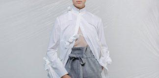EllemenTigli shorts con fiocco